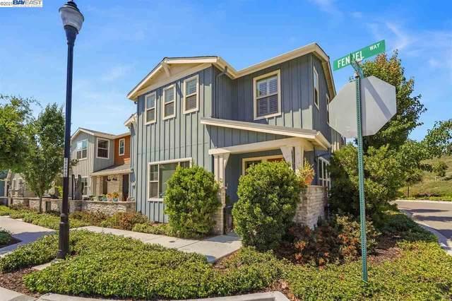 298 Fennel Way, Livermore, CA 94551 (#40958648) :: Armario Homes Real Estate Team