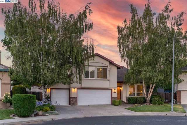 2709 Calle De La Loma, Pleasanton, CA 94566 (#40958659) :: Armario Homes Real Estate Team