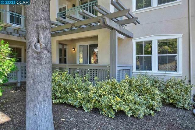 1840 Tice Creek Dr #2118, Walnut Creek, CA 94595 (#40958663) :: Realty World Property Network