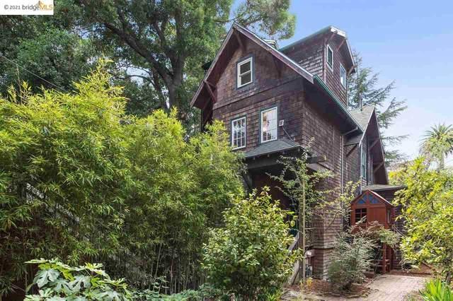 2632 College Ave, Berkeley, CA 94704 (#40958664) :: Armario Homes Real Estate Team
