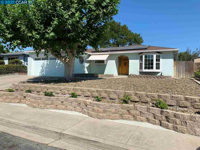 1355 Springhill Dr, Pittsburg, CA 94565 (#40958693) :: Excel Fine Homes