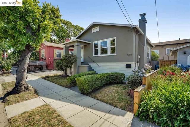 1703 Saint Charles St, Alameda, CA 94501 (#40958694) :: Swanson Real Estate Team   Keller Williams Tri-Valley Realty