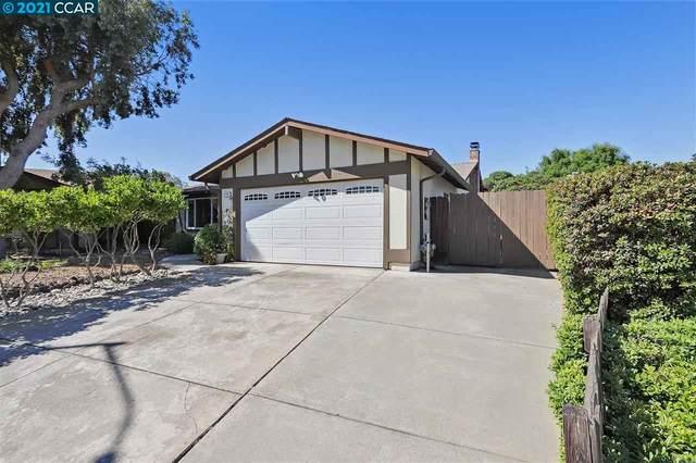 2130 Douglas Ct, Pittsburg, CA 94565 (#40958707) :: Realty World Property Network