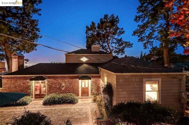 5801 Bagshotte Dr, Oakland, CA 94611 (#40958712) :: Realty World Property Network