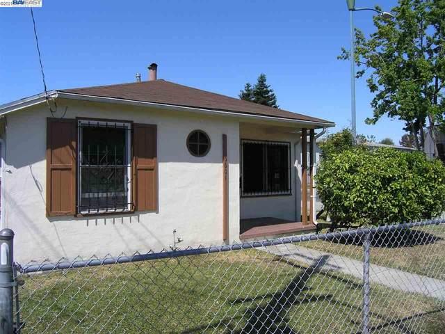 6601 Eastlawn St, Oakland, CA 94621 (#40958723) :: Armario Homes Real Estate Team