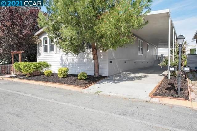 168 Bel Air Cir #168, Fairfield, CA 94533 (#40958746) :: Swanson Real Estate Team   Keller Williams Tri-Valley Realty