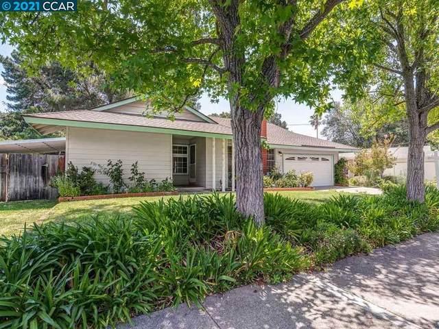 1344 Bodega Pl, Walnut Creek, CA 94597 (MLS #40958758) :: 3 Step Realty Group