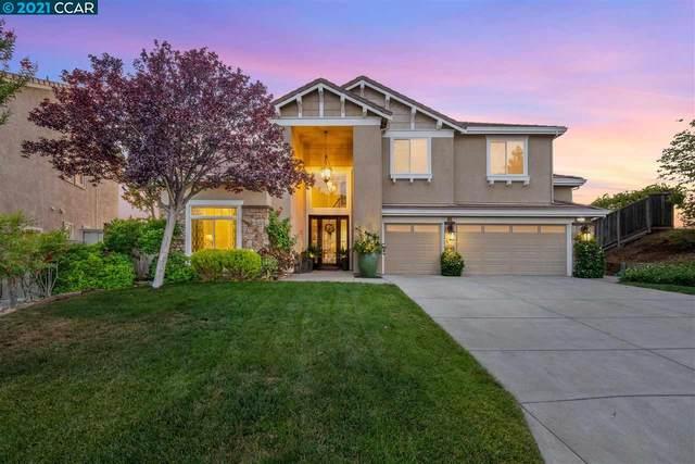 981 Oliveglen Court, Concord, CA 94521 (#40958781) :: Swanson Real Estate Team | Keller Williams Tri-Valley Realty