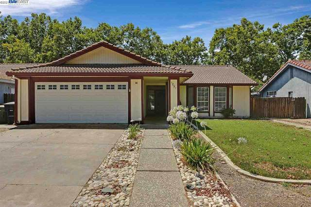 1891 Blossomwood Ln, Tracy, CA 95376 (#40958787) :: Armario Homes Real Estate Team