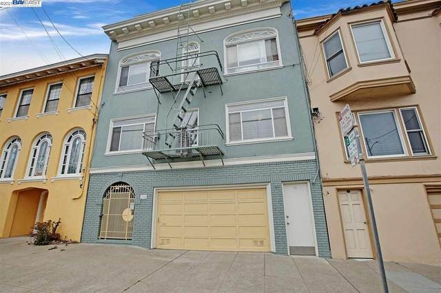 1344 Balboa St #1, San Francisco, CA 94118 (#40958789) :: Realty World Property Network