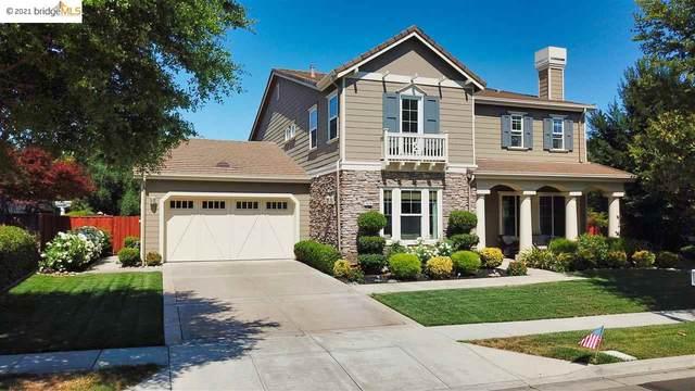 1428 Briones Ln, Pleasanton, CA 94588 (#40958820) :: Armario Homes Real Estate Team