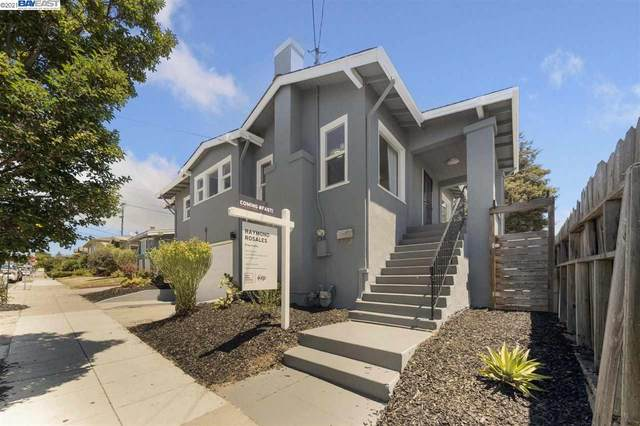 5224 Congress Ave, Oakland, CA 94601 (#40958844) :: Realty World Property Network