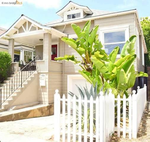 926 Aileen, Oakland, CA 94608 (#40958854) :: Armario Homes Real Estate Team