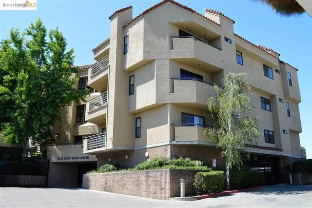 1201 Alta Vista Dr #103, Walnut Creek, CA 94596 (#40958859) :: Blue Line Property Group