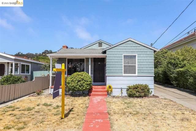 1604 Richmond St, El Cerrito, CA 94530 (#40958866) :: Swanson Real Estate Team   Keller Williams Tri-Valley Realty