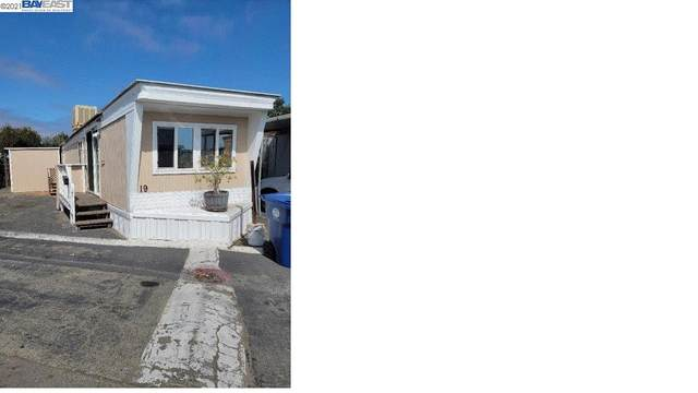 3875 Castro Valley Blvd #19, Castro Valley, CA 94546 (#40958870) :: Blue Line Property Group