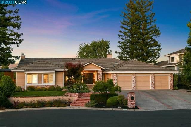 6 Scenic Court, Danville, CA 94506 (#40958873) :: Blue Line Property Group