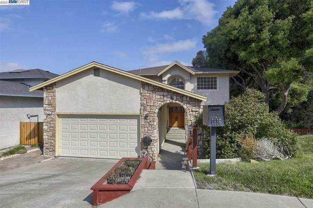 1816 June Marie Ct, Hayward, CA 94541 (#40958887) :: Real Estate Experts