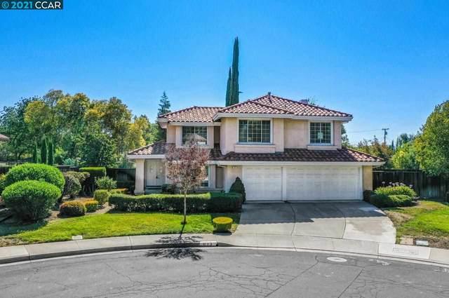 673 Monaco Ct, Walnut Creek, CA 94598 (#40958901) :: Armario Homes Real Estate Team