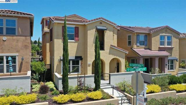 4549 Lee Thompson St, Dublin, CA 94568 (#40958903) :: Realty World Property Network