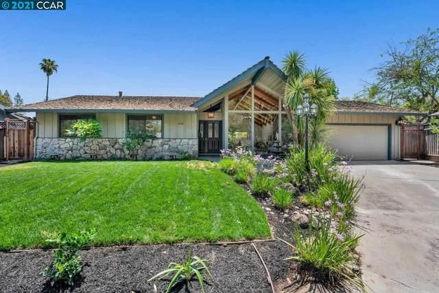 610 Calaveras Ct, Martinez, CA 94553 (#40958965) :: Swanson Real Estate Team | Keller Williams Tri-Valley Realty