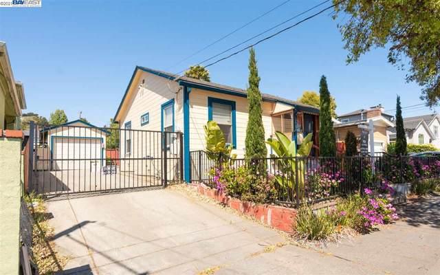 1606 Carlson Blvd, Richmond, CA 94804 (#40959025) :: Swanson Real Estate Team | Keller Williams Tri-Valley Realty