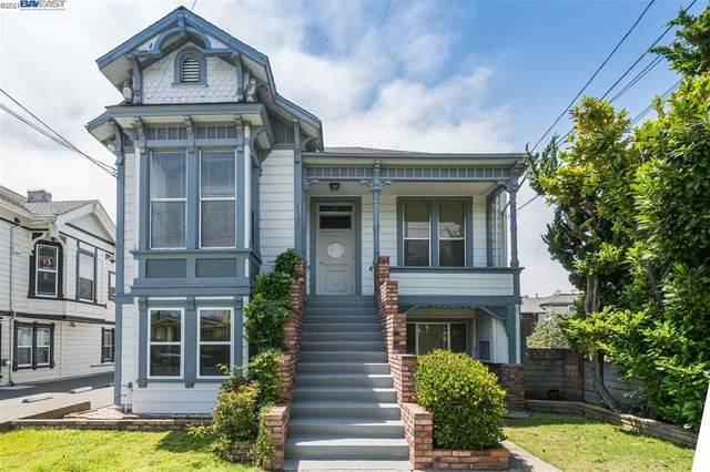 1437 5Th St, Alameda, CA 94501 (#40959028) :: Swanson Real Estate Team | Keller Williams Tri-Valley Realty