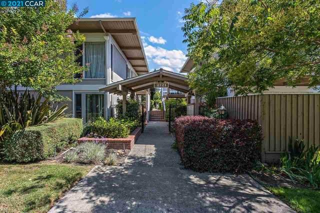 2121 Donald Drive #4, Moraga, CA 94556 (#40959065) :: Realty World Property Network