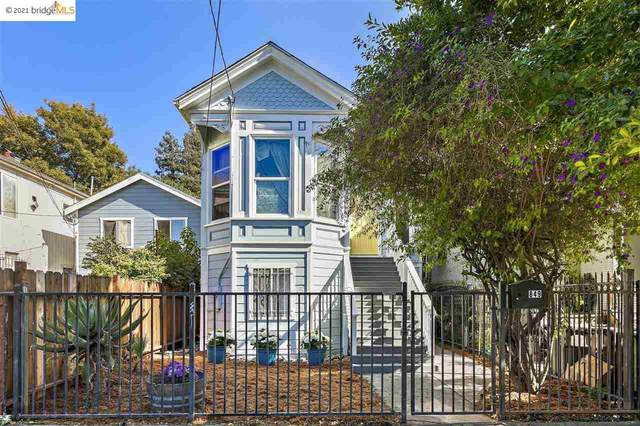 849 Milton St, Oakland, CA 94607 (#40959075) :: Blue Line Property Group