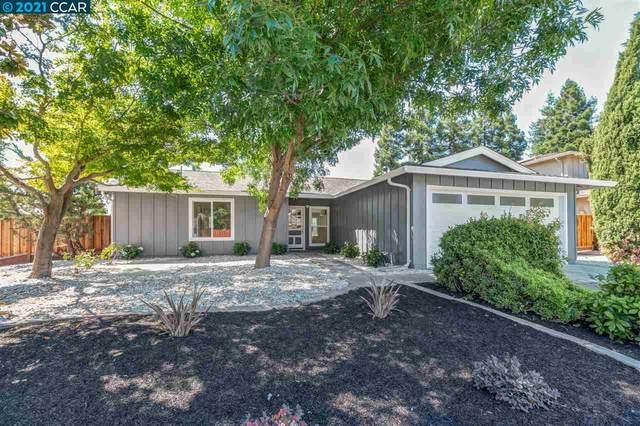 3124 Christopher Way, San Ramon, CA 94583 (#40959076) :: Excel Fine Homes