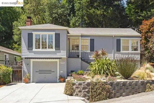 6901 Saroni Dr, Oakland, CA 94611 (#40959088) :: Blue Line Property Group