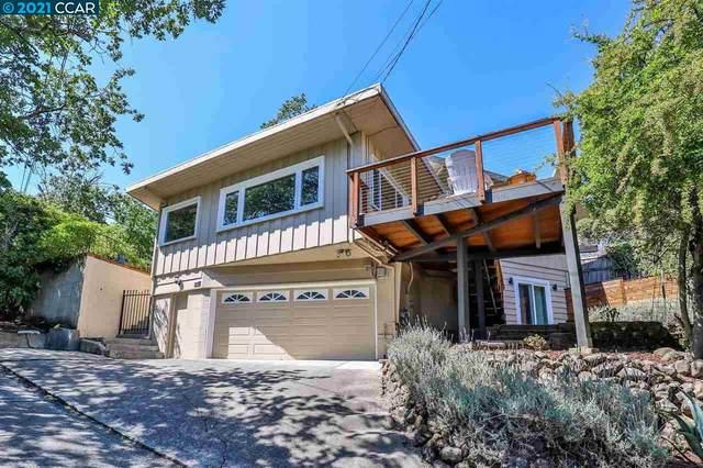 945 Oak View Cir, Lafayette, CA 94549 (#40959105) :: Swanson Real Estate Team   Keller Williams Tri-Valley Realty