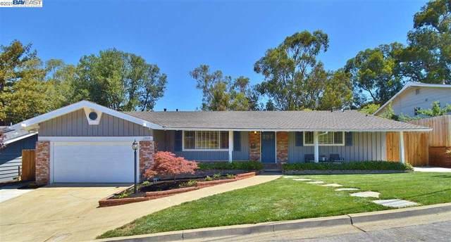 2464 Lancaster Ct, Hayward, CA 94542 (#40959125) :: Real Estate Experts