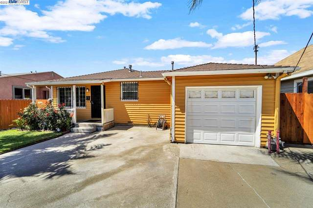 2109 Dunn Ave, Richmond, CA 94801 (#40959130) :: Realty World Property Network