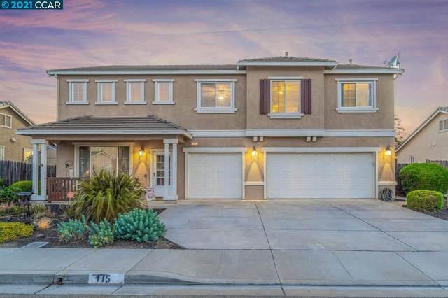 115 Rangewood Dr, Pittsburg, CA 94565 (#40959139) :: Swanson Real Estate Team | Keller Williams Tri-Valley Realty