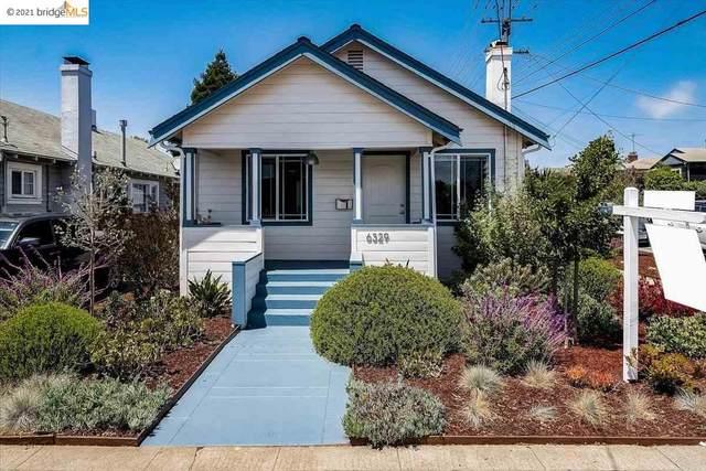 6329 Stockton Ave, El Cerrito, CA 94530 (#40959166) :: Swanson Real Estate Team   Keller Williams Tri-Valley Realty