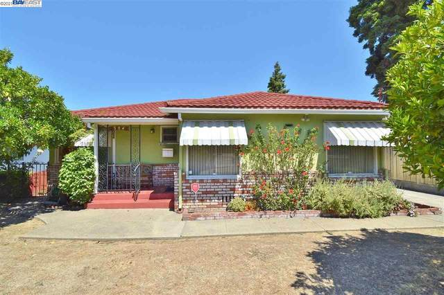 584 Willow Ave, Hayward, CA 94541 (#40959188) :: Excel Fine Homes