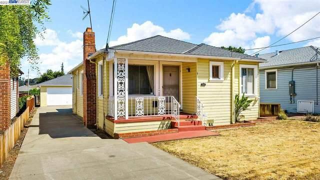 760 Elsie Avenue, San Leandro, CA 94577 (#40959194) :: Excel Fine Homes