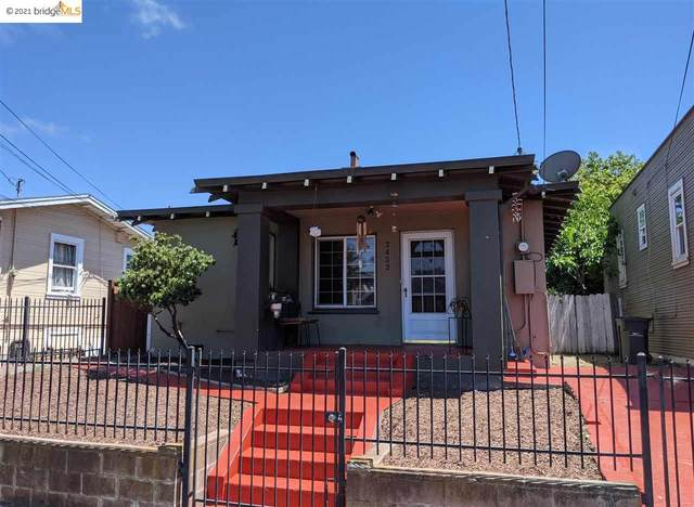2452 64Th Ave, Oakland, CA 94605 (#40959199) :: Realty World Property Network