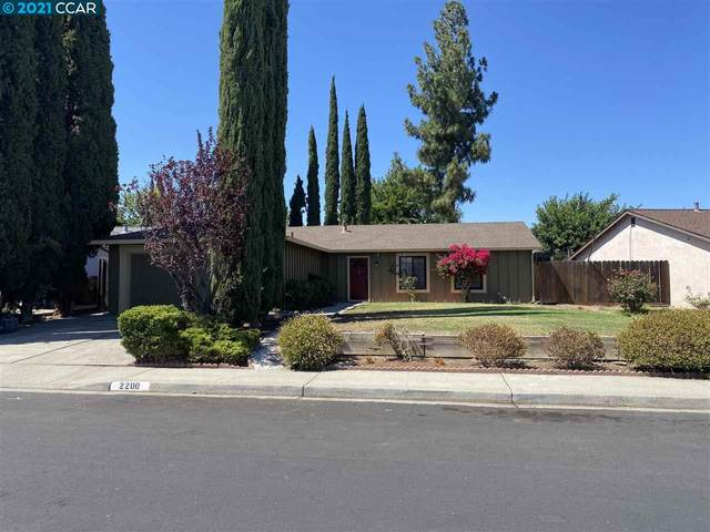 2200 Jefferson Way, Antioch, CA 94509 (#40959218) :: Realty World Property Network