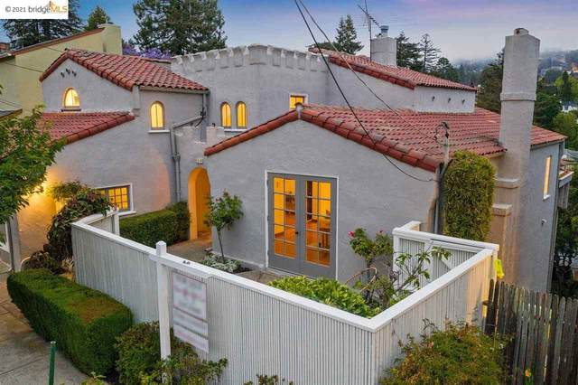 24 Eucalyptus Rd, Berkeley, CA 94705 (#40959229) :: Swanson Real Estate Team | Keller Williams Tri-Valley Realty