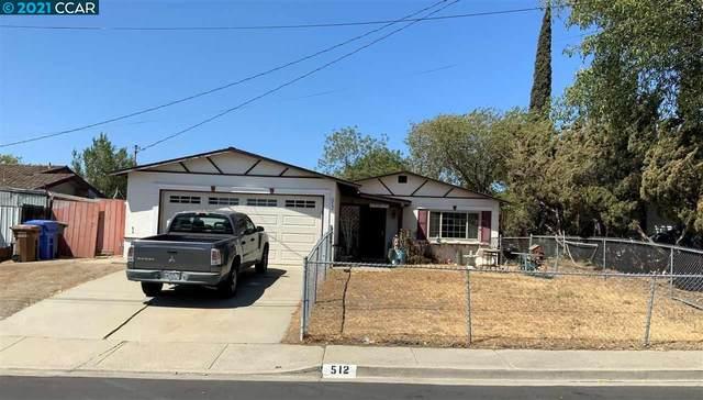 512 Shore Rd, Bay Point, CA 94565 (#40959254) :: Armario Homes Real Estate Team