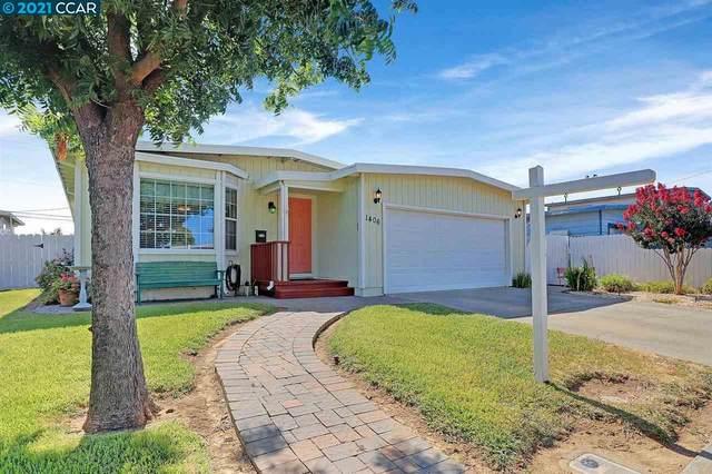 1406 Mckinley Street, Fairfield, CA 94533 (#40959274) :: Realty World Property Network