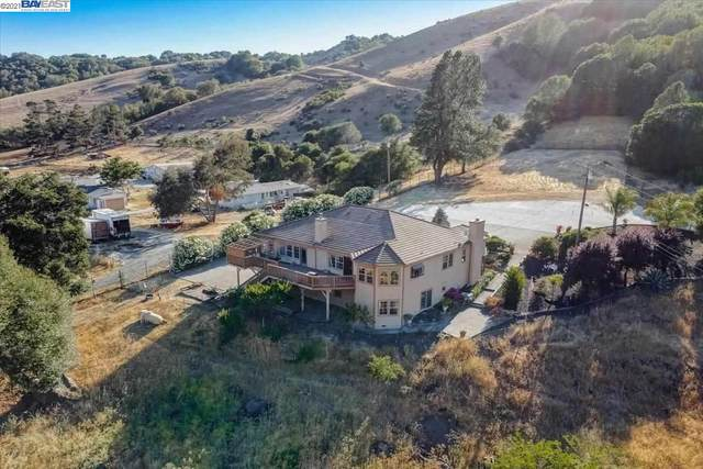 7570 Crow Canyon Rd, Castro Valley, CA 94552 (#40959281) :: Blue Line Property Group