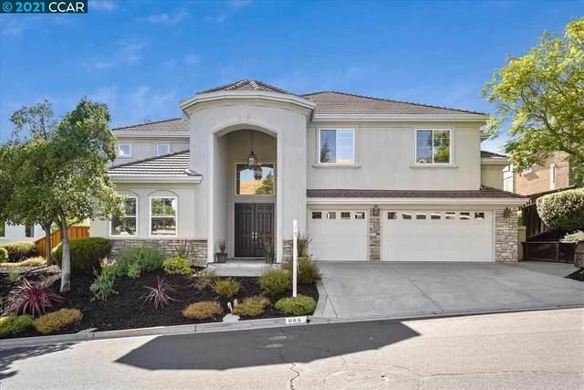 965 Oliveglen Ct, Concord, CA 94521 (#40959308) :: Swanson Real Estate Team | Keller Williams Tri-Valley Realty
