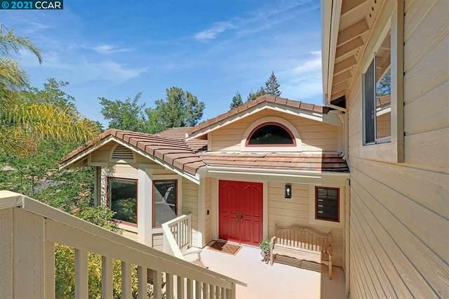 2430 Overlook Dr, Walnut Creek, CA 94597 (#40959333) :: Realty World Property Network