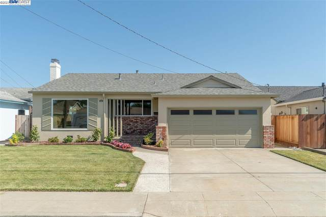 1630 Vining Dr, San Leandro, CA 94579 (#40959359) :: Realty World Property Network