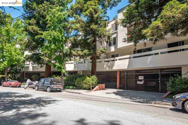 288 Whitmore St #323, Oakland, CA 94611 (#40959374) :: Swanson Real Estate Team | Keller Williams Tri-Valley Realty