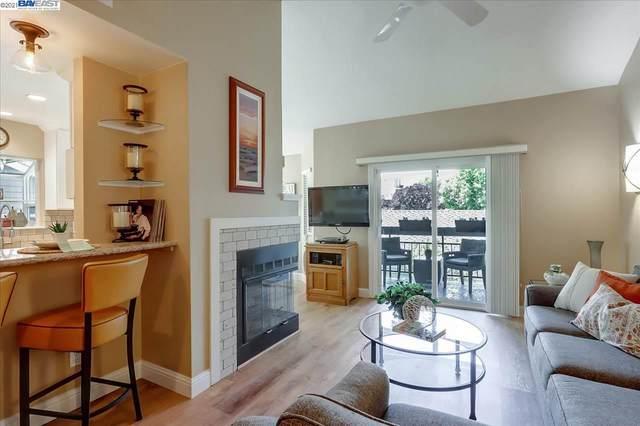 7595 Canyon Meadow Cir D, Pleasanton, CA 94588 (#40959382) :: Armario Homes Real Estate Team