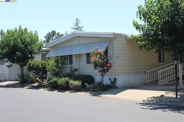 3231 Vineyard Ave #80, Pleasanton, CA 94566 (#40959392) :: Realty World Property Network